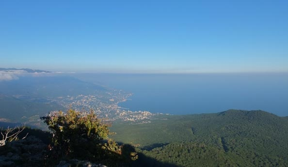 Crimea: beach holiday destination for many from the former USSR