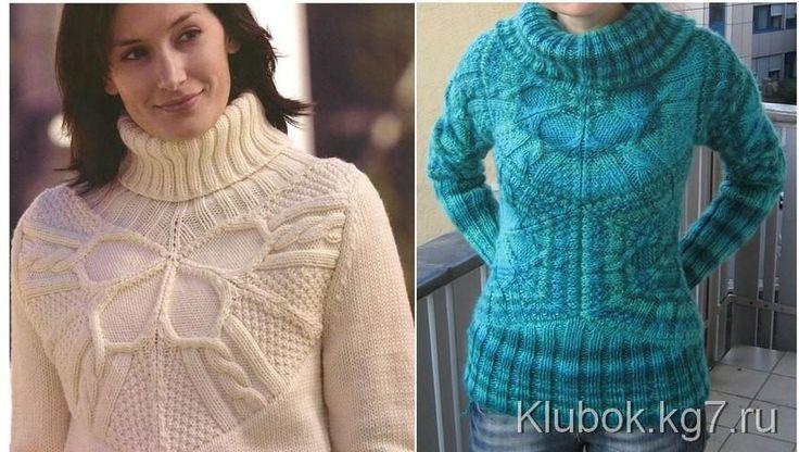 Оригинальный свитер | Клубок