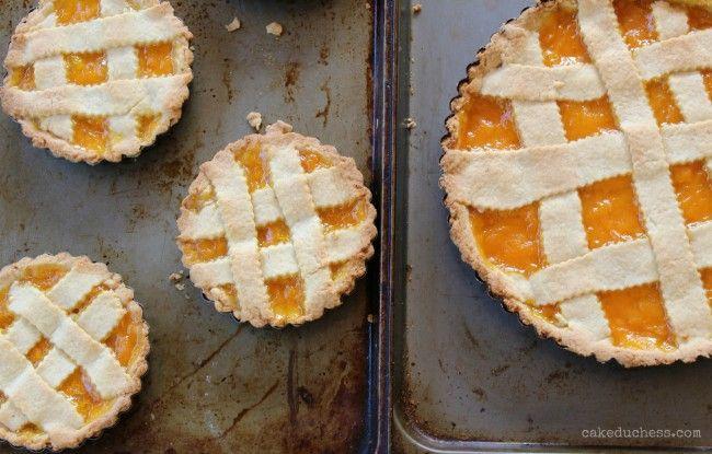 crostata di mango - from @Lora