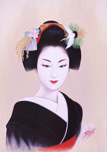 Ichiro Tsuruta, Japanese Artist