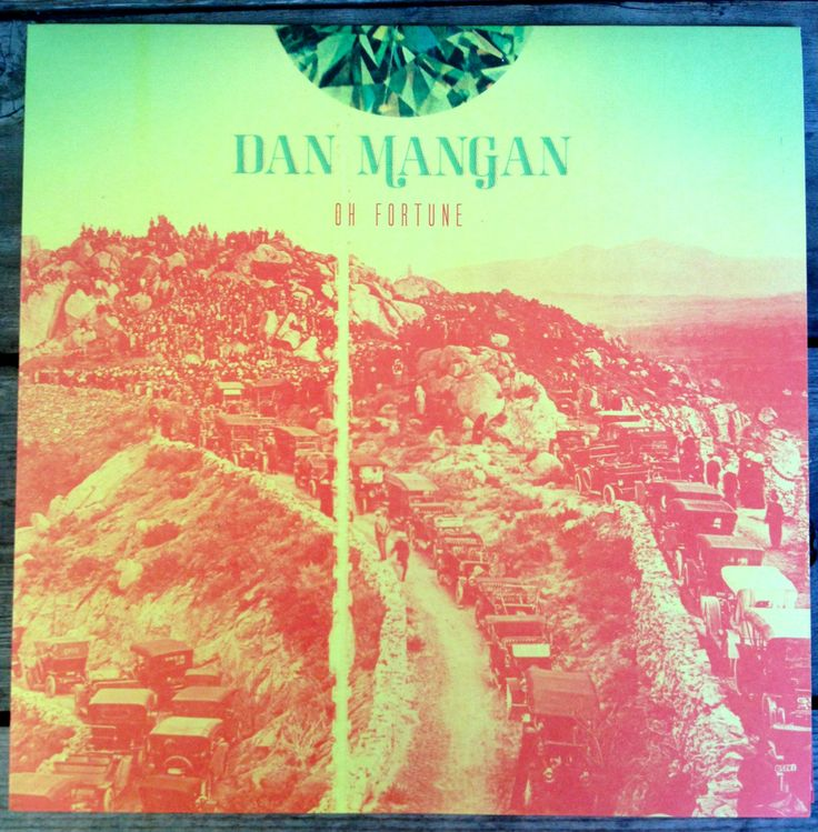 Our first album recommendation! Dan Mangan is very good.