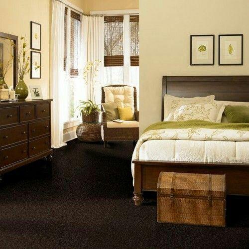 dark brown carpet living room | Conceptstructuresllc.com