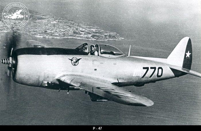 aviones históricos de la fuerza aérea de chile