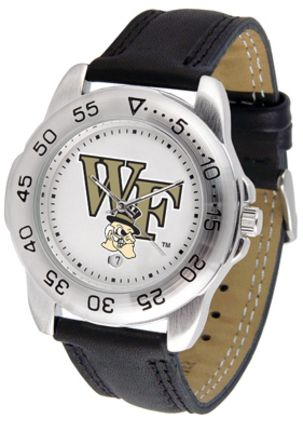 Wake Forest Demon Deacons Gameday Sport Men's Watch by Suntime