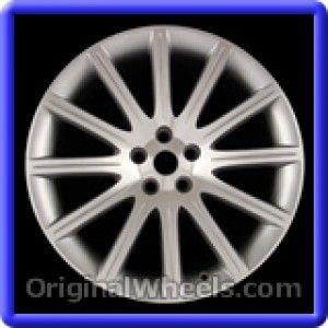 Chrysler 300 2007 Wheels & Rims Hollander #2281  #Chrysler #300 #Chrysler200 #2007 #Wheels #Rims #Stock #Factory #Original #OEM #OE #Steel #Alloy #Used