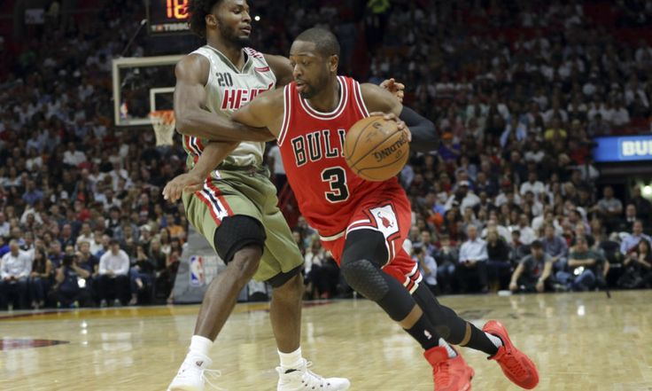 4 takeaways from Dwyane Wade's homecoming in Miami = Last night wasn't an ordinary Thursday game. For the first time in 13 years, the Miami Heat took the court in American Airlines Arena with future Hall-of-Famer Dwyane Wade in the building as a visitor. Despite Wade's.....
