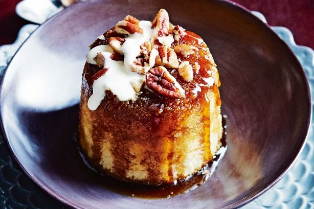 """""""This pudding appears to have been invented in the French speaking part of Canada during the Great Depression as a way to use stale bread and cheap ingredients. The name literally means 'unemployed pudding'. However over time it has become more luxurious and is now a signature dish of Quebec."""" - Matt Preston"""