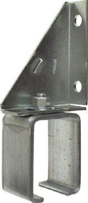 Amazing National Mfg Co Galv Sgl Box Bracket N104 638 Barn Door Hardware By  NATIONAL MFG