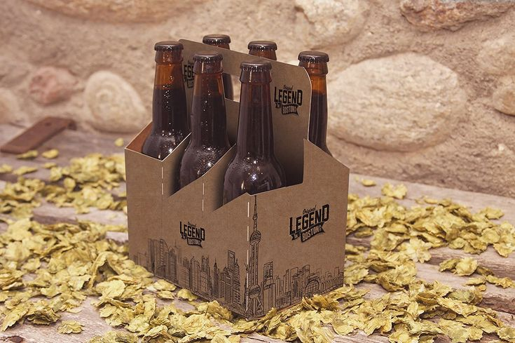 Download 6 Pack Beer Box Mockup | Box mockup, Beer box, Mockup
