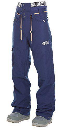 Picture Organic Under pantalons de snow: Pantalon de ski surf Bleu marine / bleu nuit Ski Cet article Picture Organic Under pantalons de…