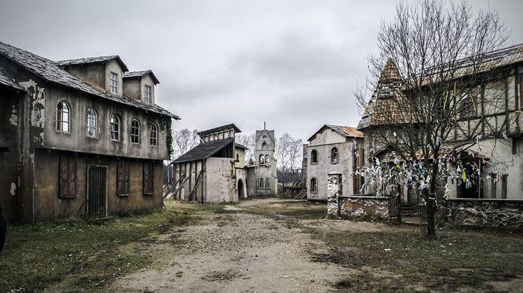 10 городов-призраков, куда больше не ступает нога человека