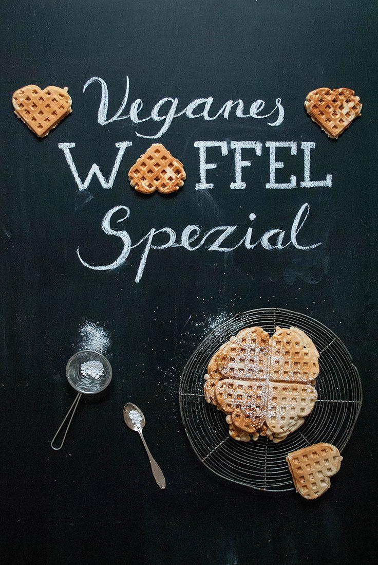 Veganes Waffel Spezial