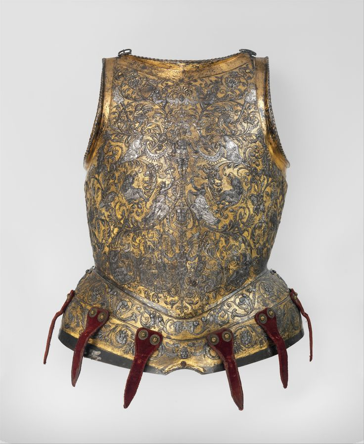 Armor of henry ii king of france reigned 1547 59 for Armor decoration
