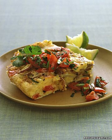Mexican Potato Omelet: Recipe, Perfect Item, Room Temperature, Mexican Style, Egg Whites
