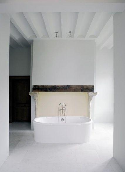 Walda Pairon's Minimalist Bath Contemporary home decor ideas, contemporary furniture, home furniture, high end furniture, luxury furniture
