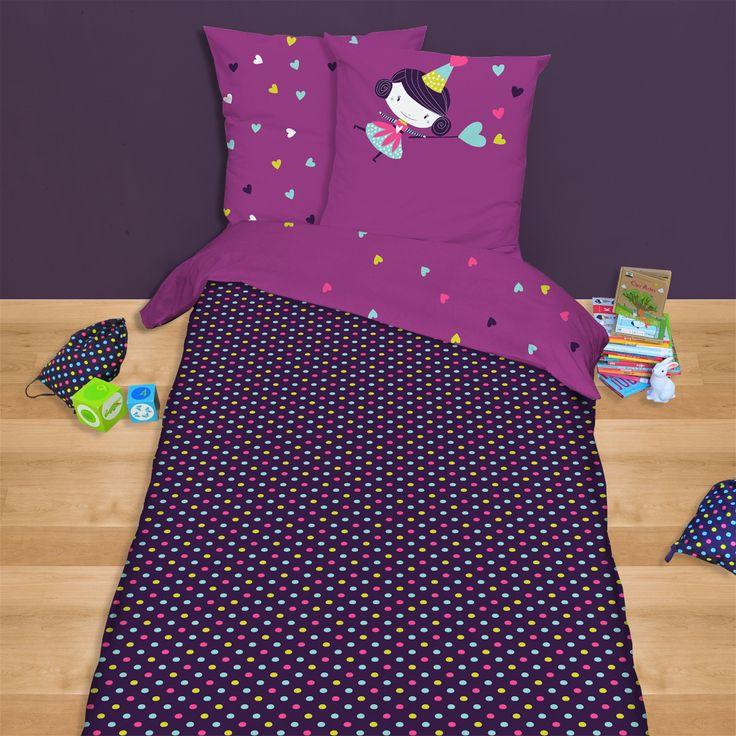 les 12 meilleures images propos de linge de lit color pour les enfants sur pinterest. Black Bedroom Furniture Sets. Home Design Ideas