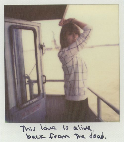 Probably could pin every Polaroid from this album. This Love is my favorite of the week :)