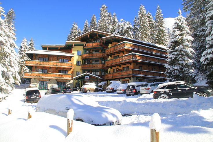 So schön kann Winter in Zauchensee sein! Winter holiday in Zauchensee