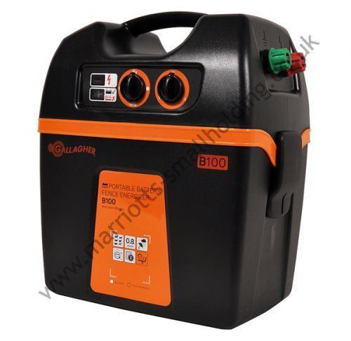Battery 12V Energizer B100 - Gallagher Electric Fencing