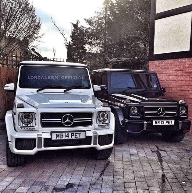 25 best ideas about mercedes g wagon price on pinterest for Mercedes benz g wagon matte black price