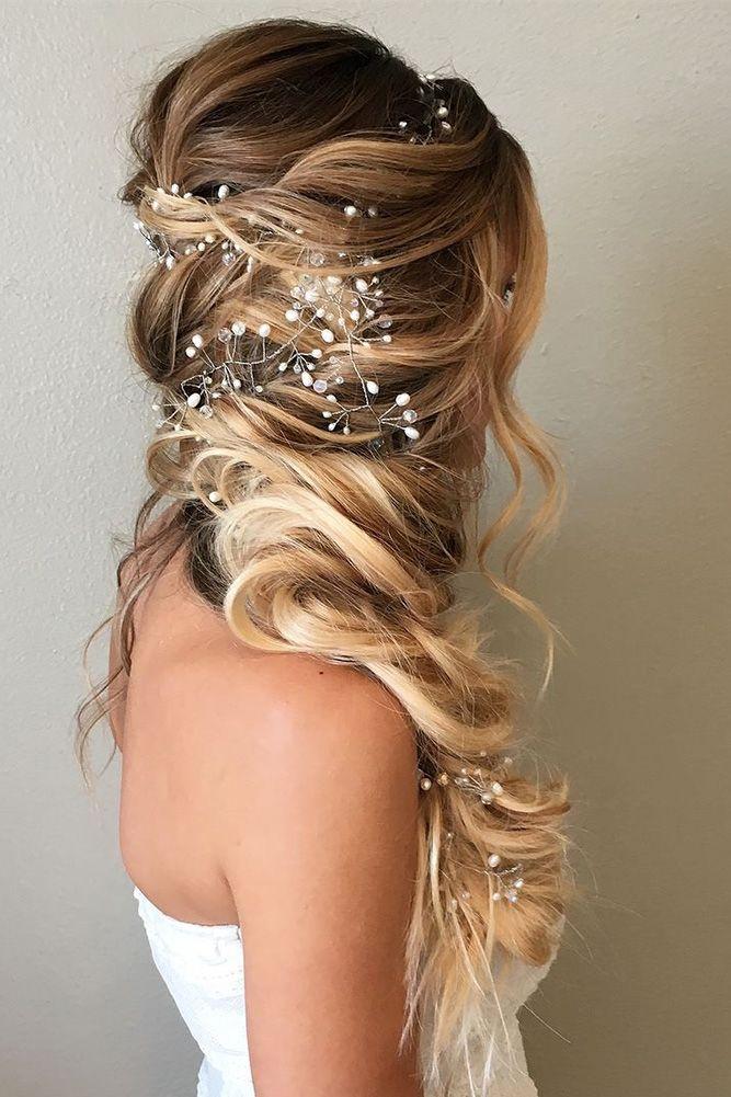 Wedding Hairstyles 2020 2021 Fantastic Hair Ideas Hair Styles Long Hair Styles Curly Hair Styles