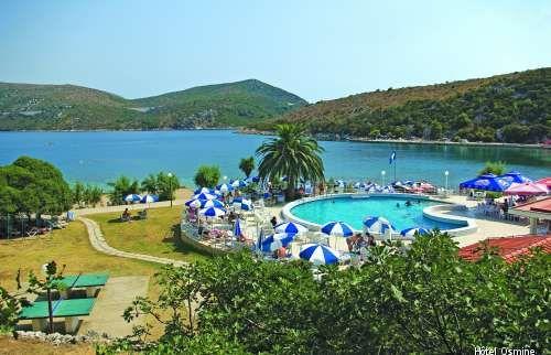 Séjour Croatie Go Voyage, promo séjour Dubrovnik pas cher Go Voyage au Hôtel Osmine 3* à Dubrovnik prix promo séjour GoVoyages à partir 501,00 € TTC 8J/7N