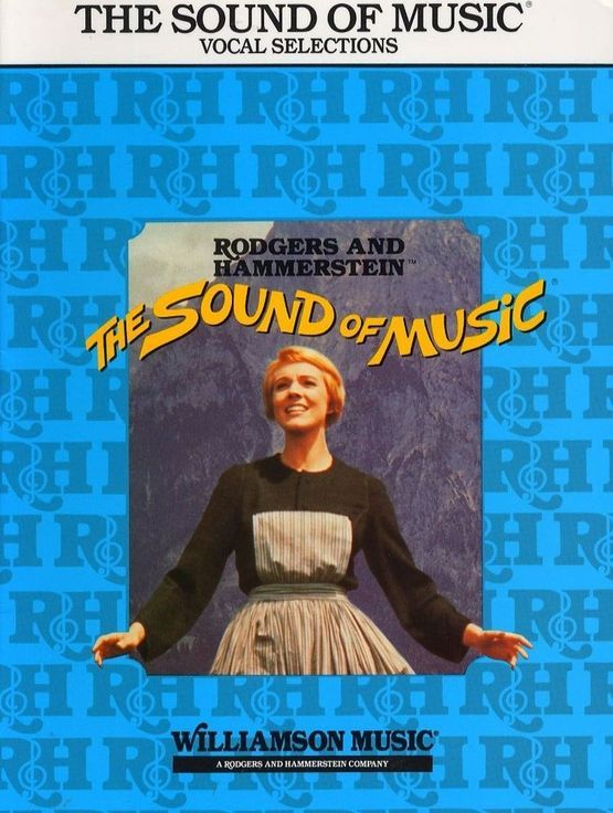 6690 | The Sound of Music - Vocal Selections - For Voice and Piano with Chord Symbols