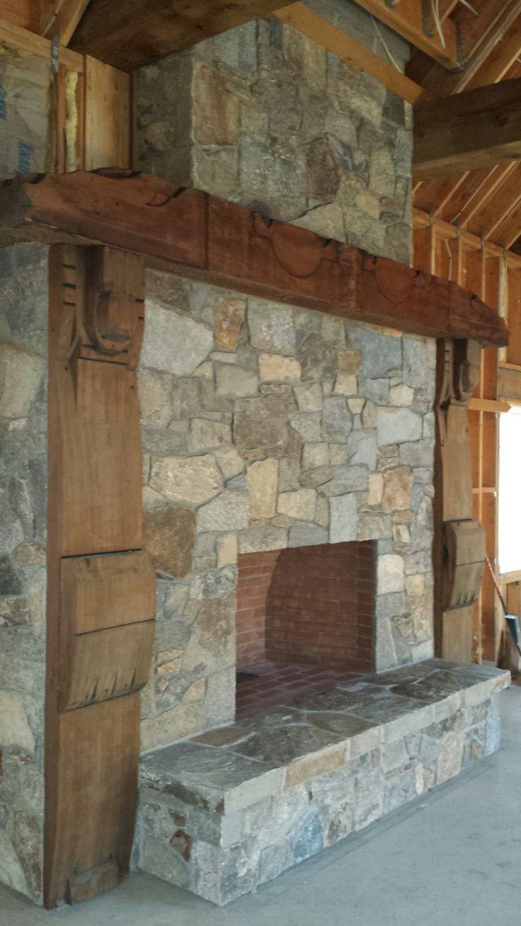 187 best stone homes u0026 fireplaces images on pinterest stone