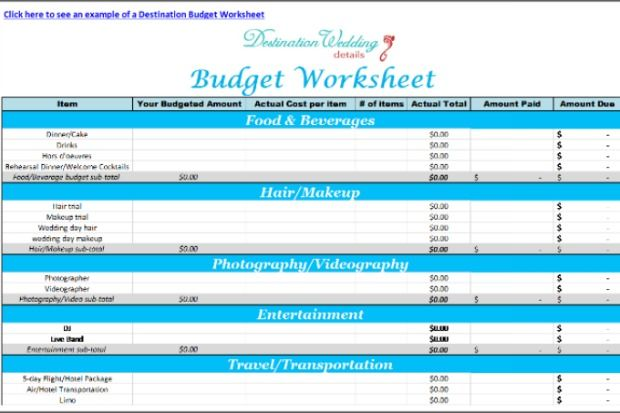 Top 5 Wedding Planning And Budget Checklists: 25+ Best Ideas About Wedding Budget Checklist On Pinterest
