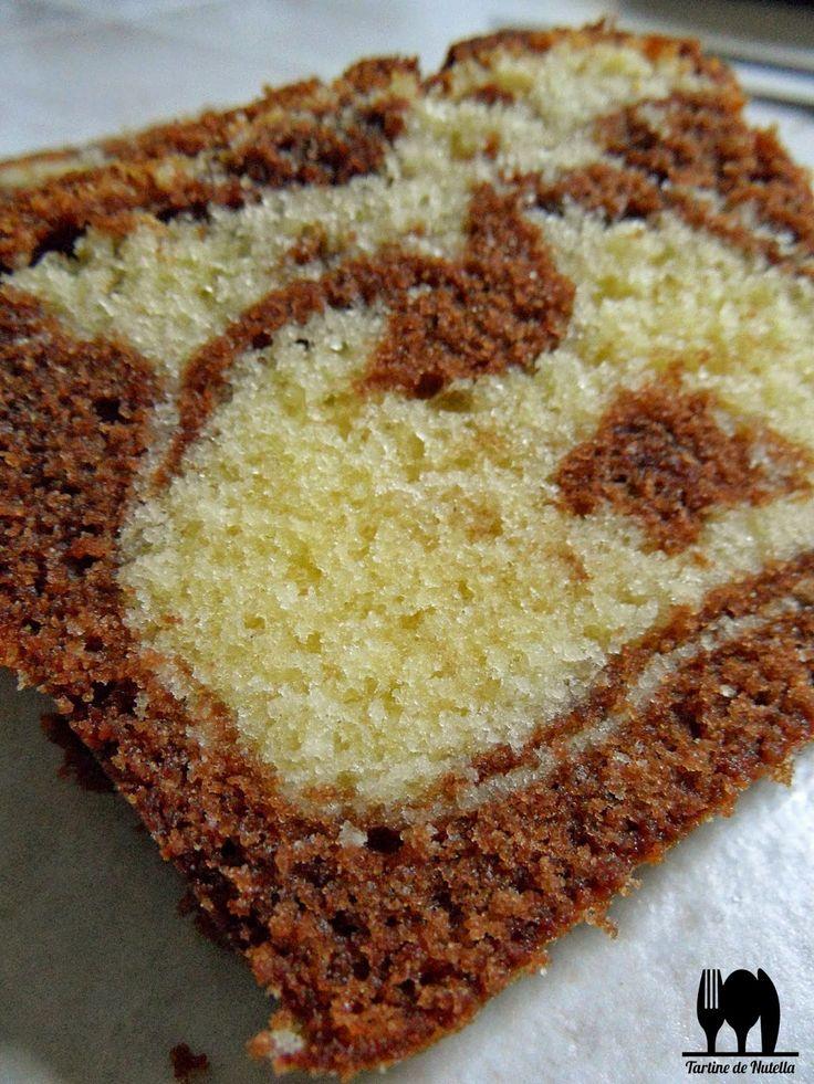 Le marbré façon Savane® | Food Addict !