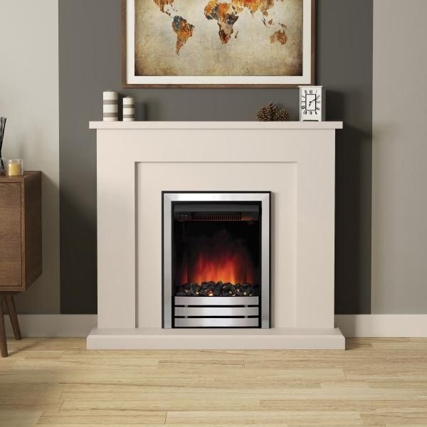 Be Modern Marden Electric Fire Suite In 2020 Electric Fire