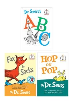 Penguin Random House Dr. Seuss Book Set
