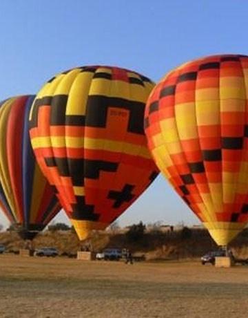 Hot Air Balloon Safari Breakfast - Johannesburg From R 2250.95