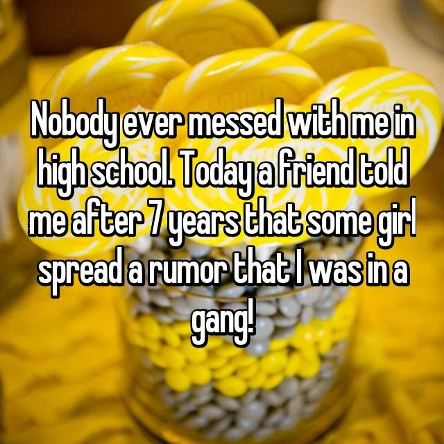 17 Teens Reveal The Most Shocking High School Rumors Ever Told