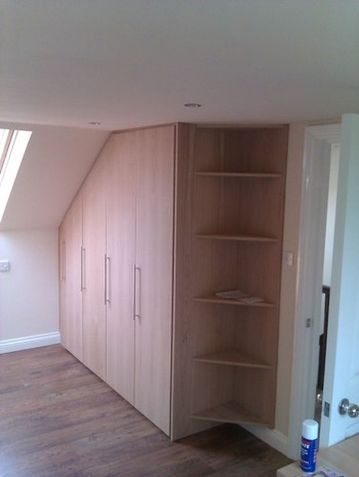 Design build fitted wardrobe loft room carpentry for Bedroom ideas with built in wardrobes