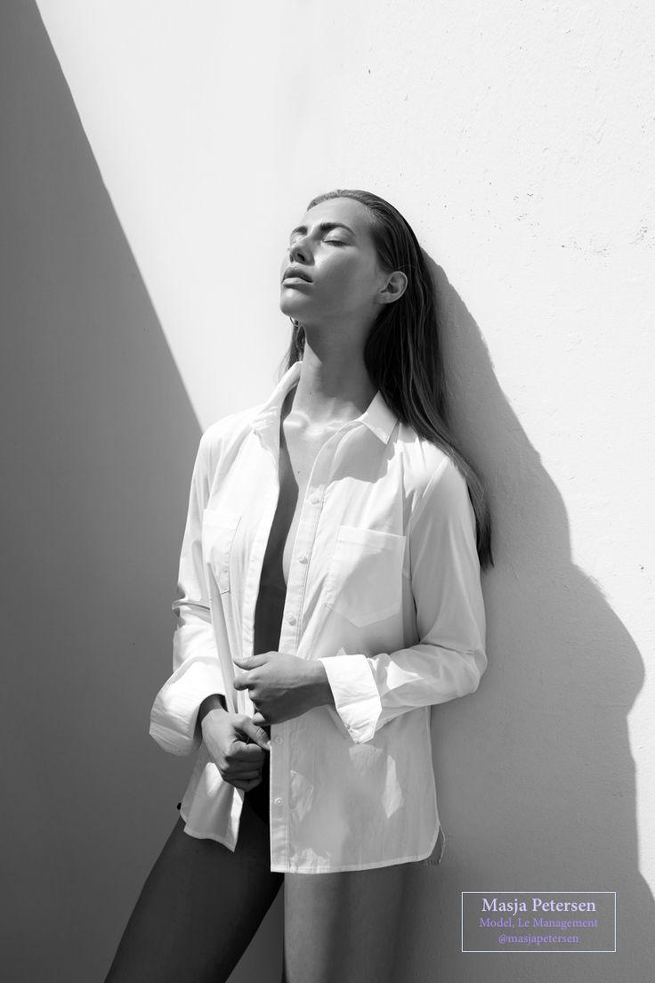 Model: Masja Petersen. Le Management (Denmark + Sweden), TFM Models (Norway)