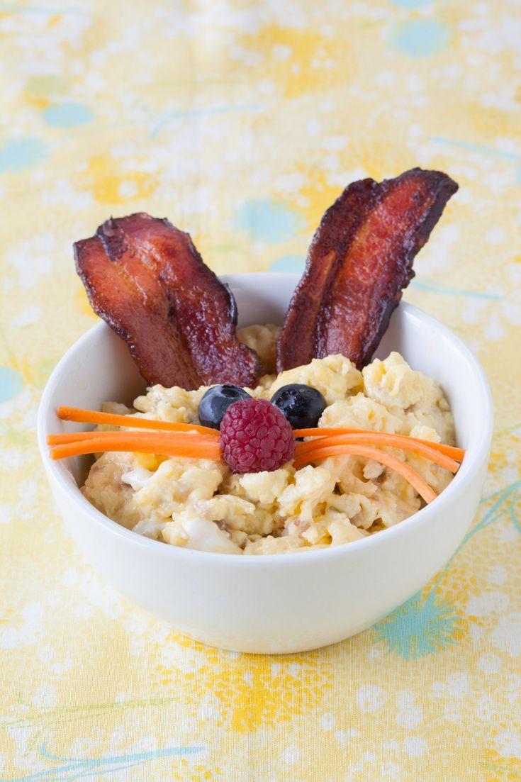 Epicure's Bunny Breakfast