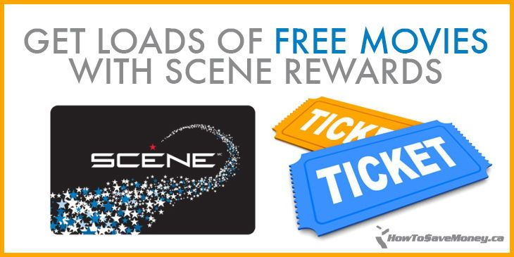 Tips and tricks on how to get your next movie for FREE with Scene points. Earn and redeem points in ways you haven't thought of!