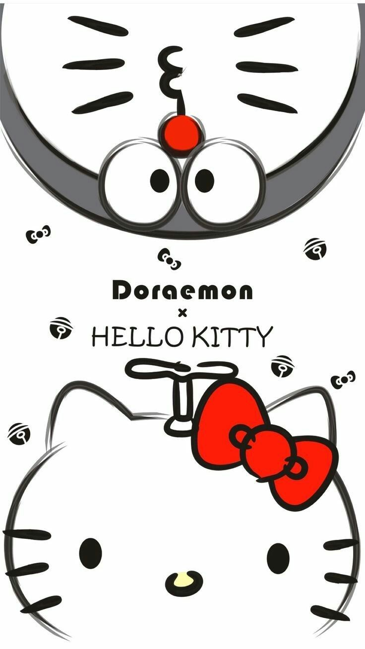 Pin By Pawar Mitu On Wallpapers Hello Kitty Cartoon Hello Kitty Art Hello Kitty Wallpaper