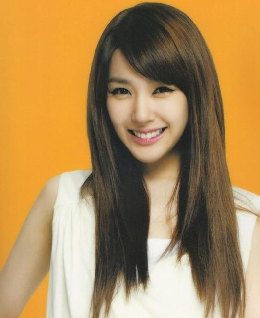 Swell 1000 Images About Tiffany Hair Style Amp Color On Pinterest Snsd Short Hairstyles Gunalazisus