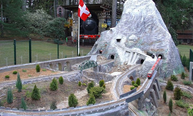 Toy and railway museum at Leuara. Might be a little too pasive, but the gardens could be lovely to explore with Bub