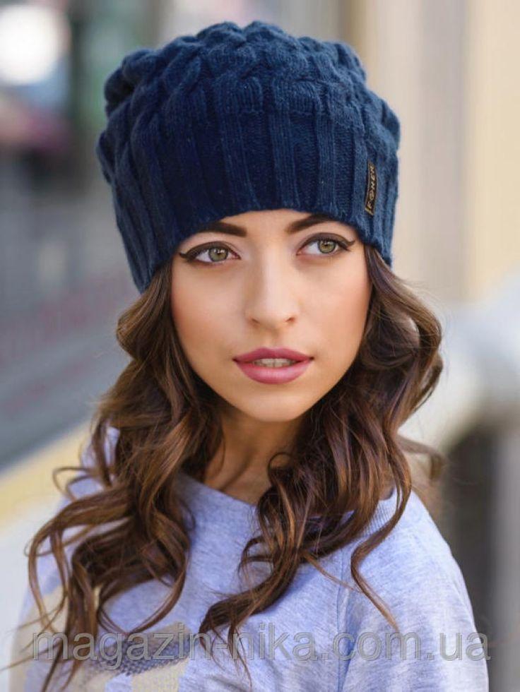 Картинки по запросу Купить красивые женские вязаные шапки