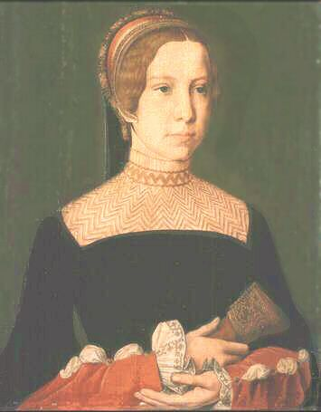 c1532, lady with gloves by Romany Way, via Flickr Needs attribution
