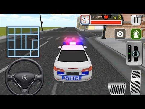سيارات شرطه اطفال العاب اطفال سيارات سيارات شرطة اطفال سيارات اطفال Kids Games Youtube Police Cars Police Driving Games