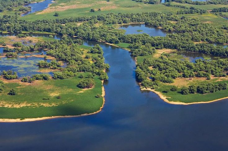 The Danube Delta (Delta Dunarii) -   A UNESCO Natural World Heritage !!!