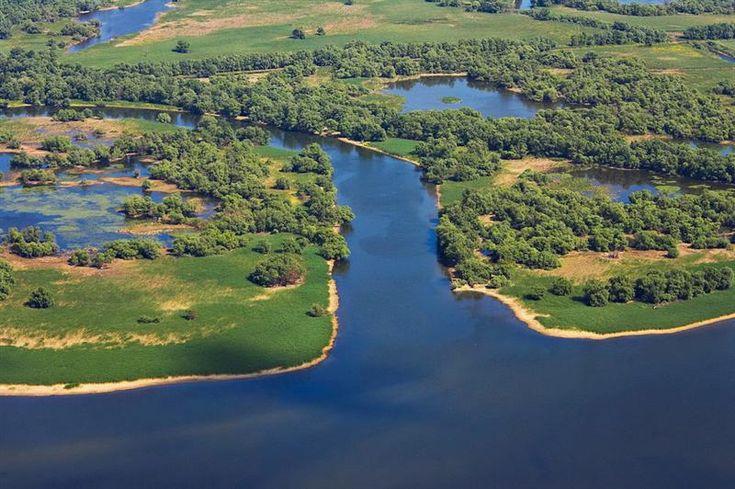 The Danube Delta  -   A UNESCO Natural World Heritage