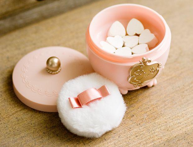 Etude House. It's their Princess Entoinette Heart Highlighter - too cute!!