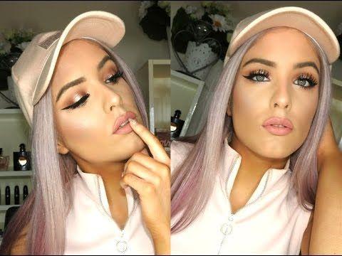 """Nuovo makeup tutorial! Questa volta è una sorta di """"no makeup makeup"""", perfetto per chi ama indossare poco trucco e vuole un look super fresco/minimal! Lasci..."""