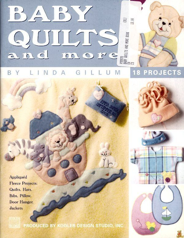 Baby Quilts and more../full text with patterns