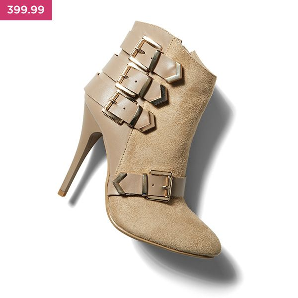 They're versatile yet eye-catching, these boots are just gorgeous! Part of the LUV DR range.